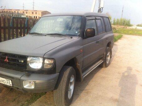 Купить Mitsubishi Pajero пробег 340 000.00 км 1998 год выпуска