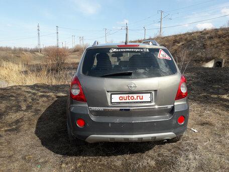 Купить Opel Antara пробег 150 000.00 км 2007 год выпуска