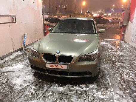 Купить BMW 5 серия пробег 210 000.00 км 2005 год выпуска