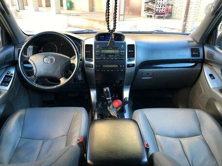 Купить Toyota Land Cruiser Prado пробег 279 000.00 км 2008 год выпуска