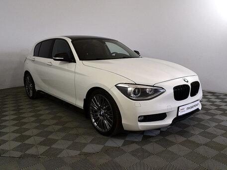 Купить BMW 1 серия пробег 117 507.00 км 2013 год выпуска