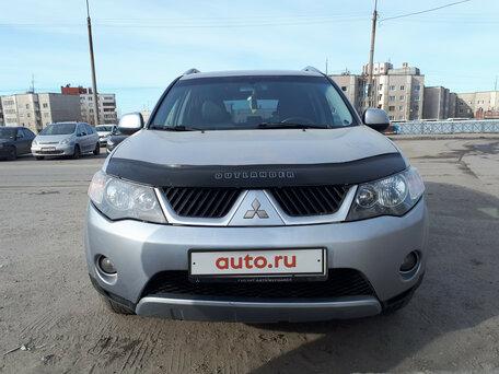 Купить Mitsubishi Outlander пробег 202 000.00 км 2008 год выпуска