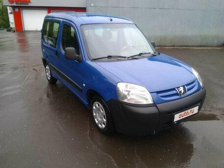 Купить Peugeot Partner пробег 180 000.00 км 2011 год выпуска