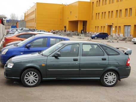 Купить ЛАДА (ВАЗ) Priora пробег 43 000.00 км 2010 год выпуска