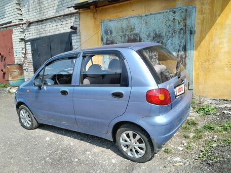 Купить Daewoo Matiz пробег 90 000.00 км 2008 год выпуска