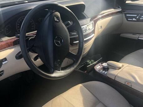 Купить Mercedes-Benz S-klasse пробег 173 000.00 км 2007 год выпуска
