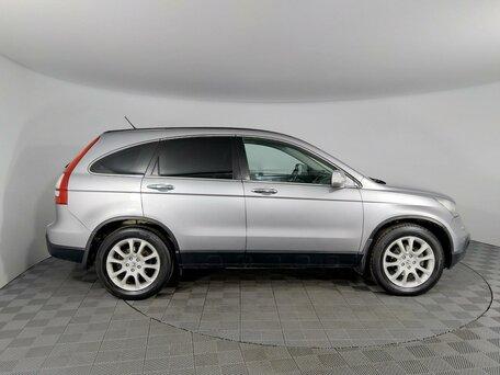 Купить Honda CR-V пробег 106 366.00 км 2007 год выпуска