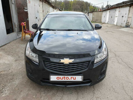 Купить Chevrolet Cruze пробег 109 000.00 км 2013 год выпуска