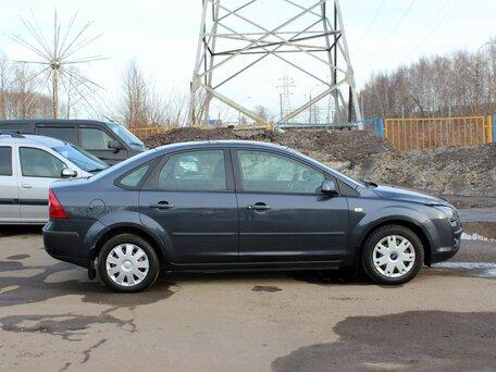 Купить Ford Focus пробег 96 400.00 км 2006 год выпуска