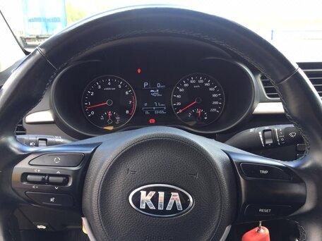 Купить KIA Rio пробег 33 500.00 км 2017 год выпуска