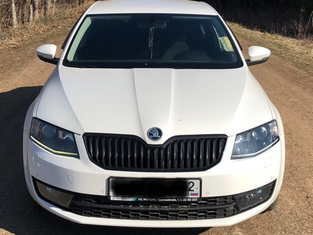 Купить Skoda Octavia пробег 134 000.00 км 2014 год выпуска