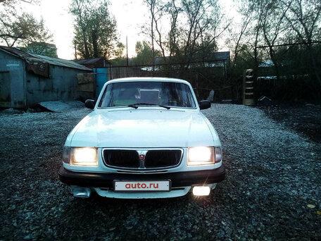Купить ГАЗ 3110 «Волга» пробег 50 000.00 км 2001 год выпуска