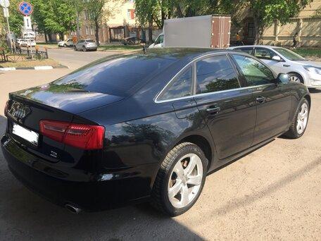 Купить Audi A6 пробег 218 000.00 км 2011 год выпуска