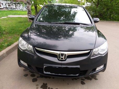 Купить Honda Civic пробег 205 000.00 км 2006 год выпуска