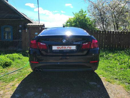 Купить BMW 5 серия пробег 86 000.00 км 2012 год выпуска