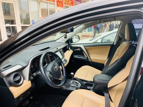 Купить Toyota RAV 4 пробег 14 300.00 км 2017 год выпуска
