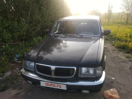 Купить ГАЗ 3110 «Волга» пробег 198 000.00 км 2001 год выпуска