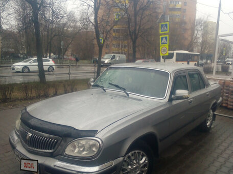 Купить ГАЗ 31105 «Волга» пробег 24 000.00 км 2007 год выпуска