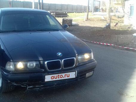 Купить BMW 3 серия пробег 420.00 км 1997 год выпуска