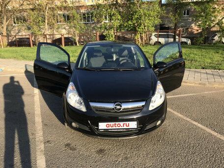 Купить Opel Corsa пробег 86 500.00 км 2010 год выпуска