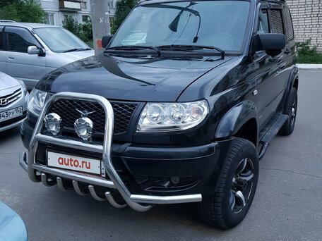 Купить УАЗ Patriot пробег 93 000.00 км 2012 год выпуска