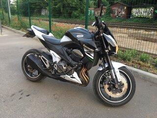 Kawasaki Z 800 бу купить Kawasaki Z 800 с пробегом продажа