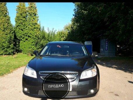 Купить Chevrolet Epica пробег 119 000.00 км 2011 год выпуска