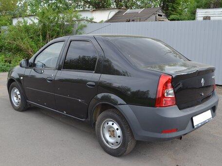 Купить Renault Logan пробег 185 000.00 км 2011 год выпуска