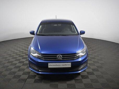 Купить Volkswagen Polo пробег 90 255.00 км 2017 год выпуска