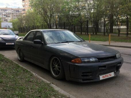 Купить Nissan Skyline пробег 28 000.00 км 1991 год выпуска