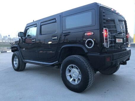 Купить Hummer H2 пробег 150 000.00 км 2005 год выпуска