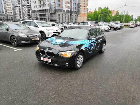 Купить BMW 1 серия пробег 144 000.00 км 2012 год выпуска