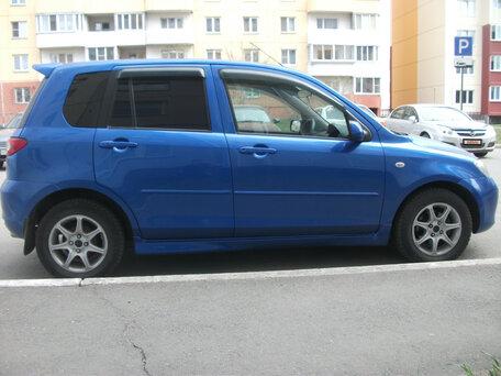 Купить Mazda Demio пробег 138 000.00 км 2004 год выпуска
