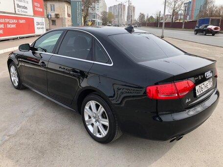 Купить Audi A4 пробег 160 000.00 км 2010 год выпуска