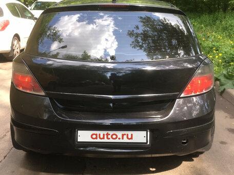 Купить Opel Astra пробег 245 000.00 км 2007 год выпуска