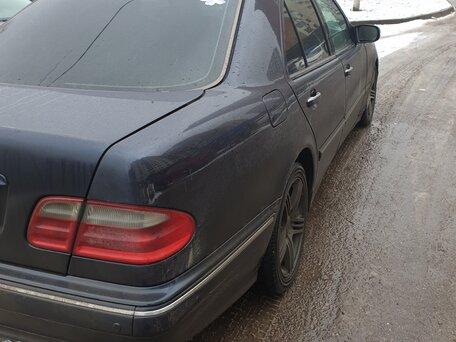 Купить Mercedes-Benz E-klasse пробег 340 000.00 км 2000 год выпуска