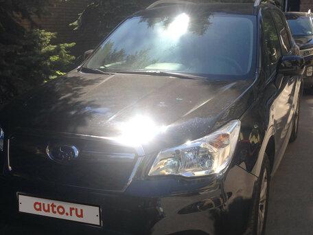 Купить Subaru Forester пробег 8 500.00 км 2014 год выпуска