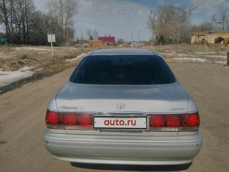 Купить Toyota Crown пробег 270 000.00 км 2001 год выпуска