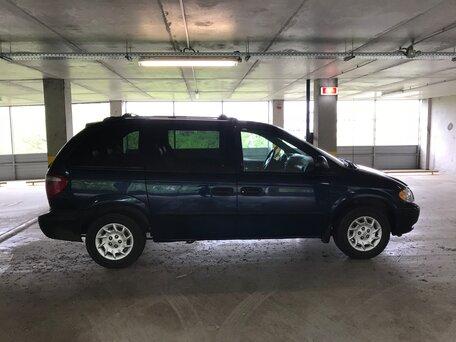 Купить Chrysler Voyager пробег 132 000.00 км 2001 год выпуска