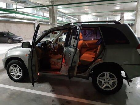 Купить Chery Tiggo (T11) пробег 131 000.00 км 2009 год выпуска