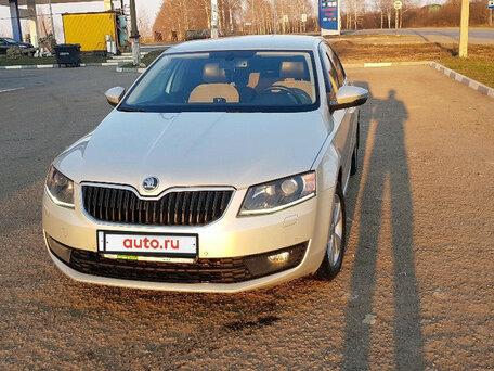 Купить Skoda Octavia пробег 89 000.00 км 2014 год выпуска