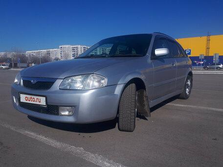 Купить Mazda Familia пробег 245 000.00 км 1999 год выпуска