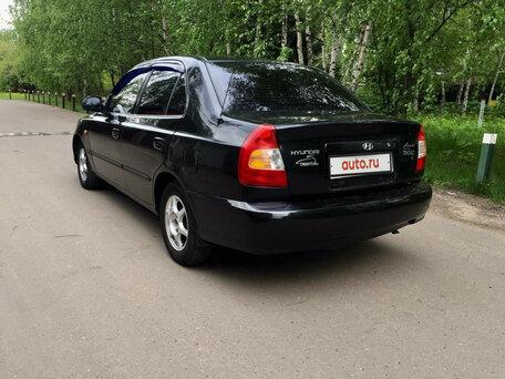 Купить Hyundai Accent пробег 140 000.00 км 2008 год выпуска