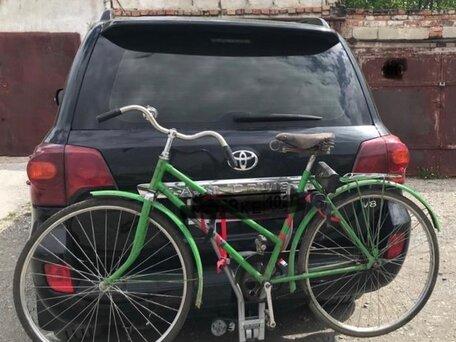 Купить Toyota Land Cruiser пробег 220 000.00 км 2010 год выпуска