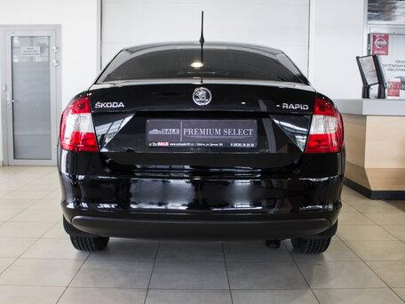 Купить Skoda Rapid пробег 170 000.00 км 2014 год выпуска