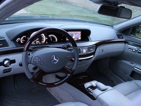 Купить Mercedes-Benz S-klasse пробег 135 214.00 км 2011 год выпуска