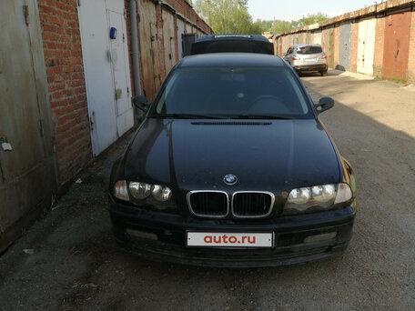Купить BMW 3 серия пробег 350 000.00 км 1998 год выпуска