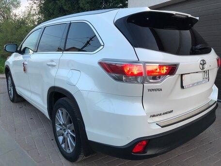 Купить Toyota Highlander пробег 62 000.00 км 2014 год выпуска