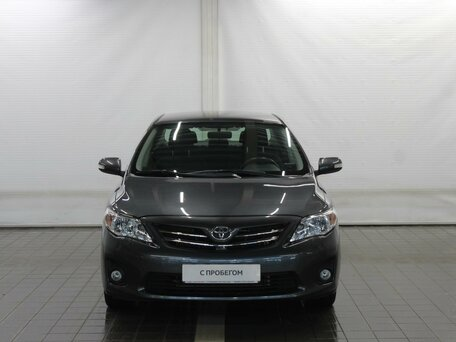 Купить Toyota Corolla пробег 61 019.00 км 2012 год выпуска