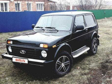 Купить ЛАДА (ВАЗ) 2121 (4x4) пробег 14 000.00 км 2017 год выпуска